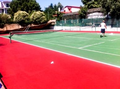 Tennis Δάπεδο
