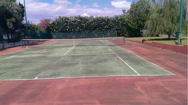 tennis κατασκευη, γηπεδο,